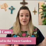 Pros and Cons of Growing Food in the Tower Garden [Honest, UNSPONSORED REVIEW] Paisley Acres