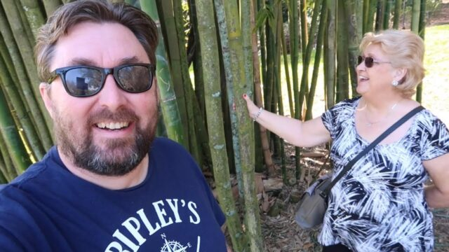 Took My Mom To Bok Tower Gardens – The Singing Florida Landmark / Pinewood Estate Holiday House Tour