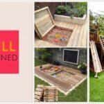 DIY Outdoor Kids Playground 2019 – Well Designed