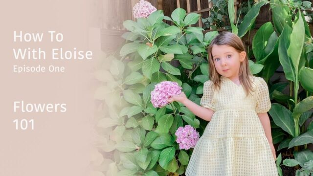 FUNNY! How To: Gardening Tips By Eloise, Gardening with Kids
