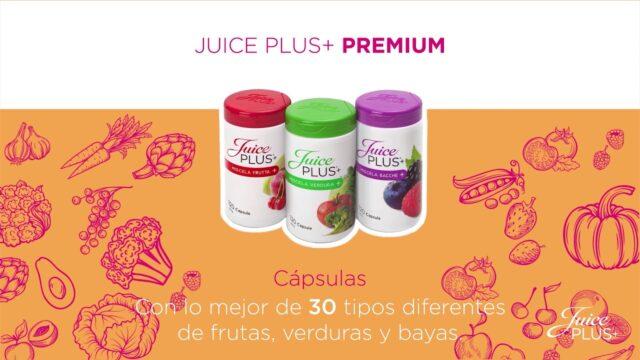 Qué es Juice Plus+ – Nuestra Historia