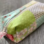 How to Make a Patchwork Pouch   a Shabby Fabrics Tutorial