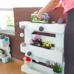How to Make DIY Pallet Planters and Decorate the Balcony Creative Design Ideas 2020