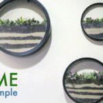 How to Make Living Wall Art | Home Made Simple | Oprah Winfrey Network