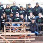 LA Kings and Melissa's Produce Help Build an Elementary School Garden