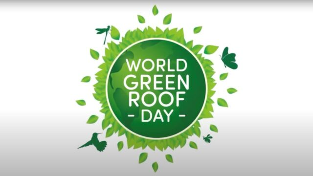 World Green Roof Day 2020 – June 6th