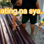 Part 1: Roof Tile Span and Spanish Colonial Gutter – Brown Bubong | Bungalow House Philippines
