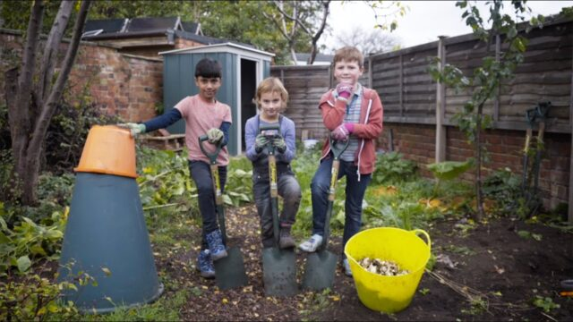 Three top tips on gardening for food | Campaign for School Gardening | Royal Horticultural Society