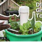 DIY Grow towers | Growing Your Food!