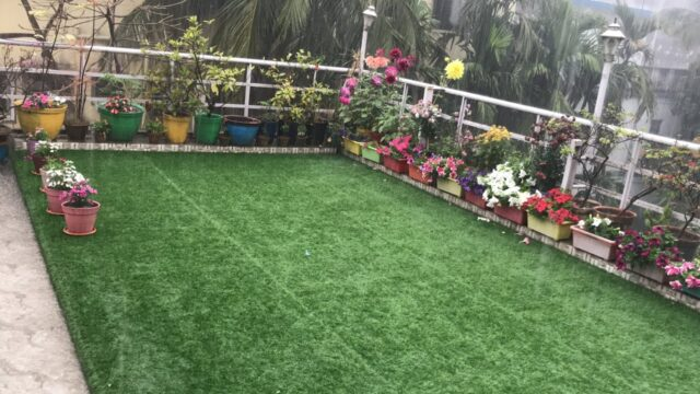 My Garden Makeover/Artificial Grass Self Installation n Information