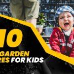 10 Best Garden Chores for Kids – Gardening Activities For Kids
