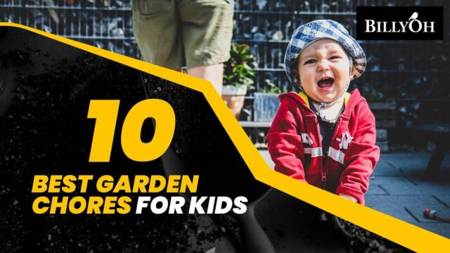 10 Best Garden Chores for Kids – Gardening Activities For Kids