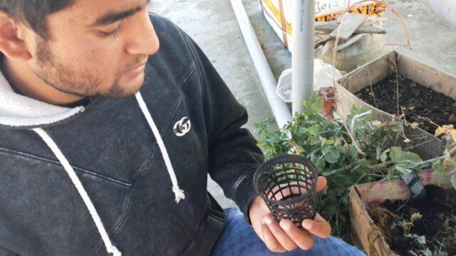 Hydrophonic system m new plant's grow & pot taiyar krne ki puri jankari