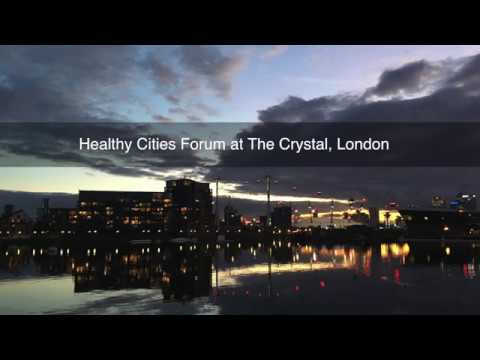 """PWC's Brian Pomering on technology innovation for """"Healthy Cities"""""""