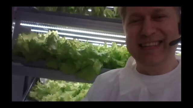 Virtual Vertical Farm Tour in Finland with Kiril Zelenski