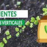 Curso Online Jardines Verticales. Píldora 8: Nutrientes del jardín vertical