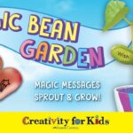 Create Your Own Magic Bean Garden | Creativity for Kids GROW Activity