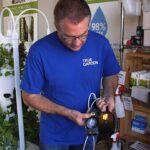Setting the Tower Garden Pump Timer | True Garden