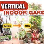 How to build an Indoor DIY VERTICAL GARDEN wall | Lovekye 8