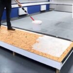 How to install an EPDM Flat Rubber Roof, ClassicBond