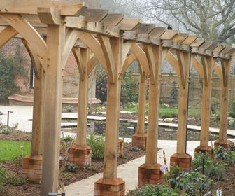 Pergolas Garden Canopies