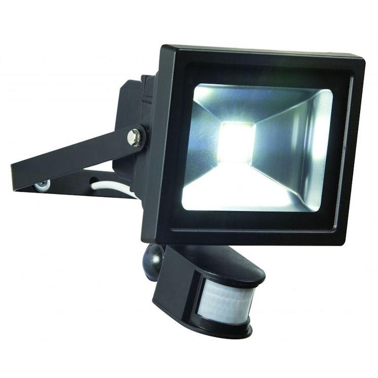 Proportional twilight sensor for outdoors