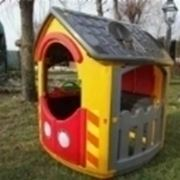 plastic children's playhouse