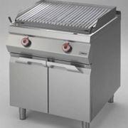 lava stone grill