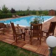 wooden floors for outdoors