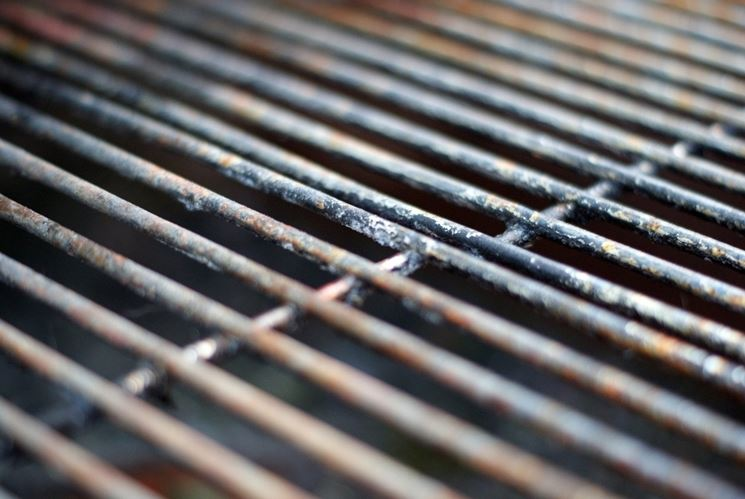 worn grille