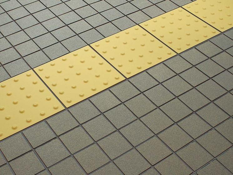 Non-slip flooring for outdoors