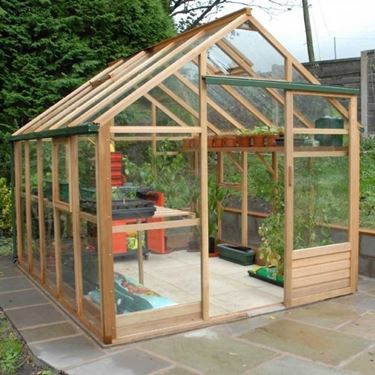 greenhouse for vegetables and plants