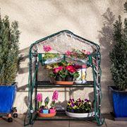 balcony mini greenhouse