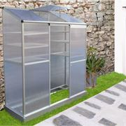balcony greenhouse