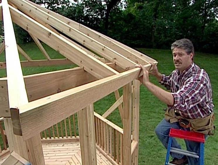 How to build the gazebo