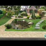 Landscape Design.  75 inspiration ideas.