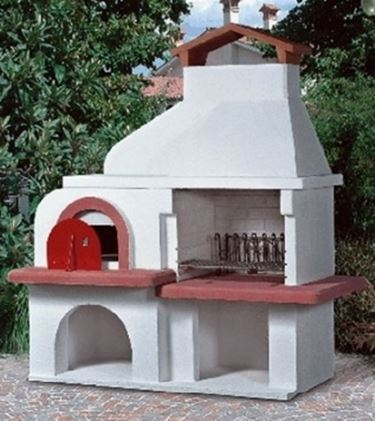 prefabricated barbecues