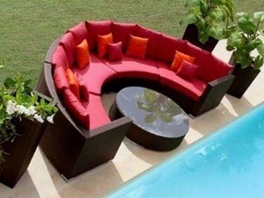swimming pool furnishings