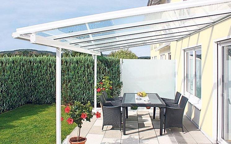 Coverings for verandas