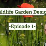 Wildlife Garden Design Guide-Episode 1-Planning the Garden