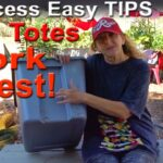 AMAZING TIPS Grow Vegetables Container Gardening Why it Works Easy & Cheap ANYWHERE for Tons of FOOD