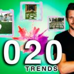 2020 Landscape Design Trends / Synthetic Grass / Bobby K