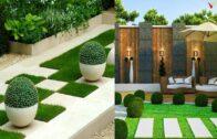 15 Handmade Small Courtyard Decorations for Creative Garden Design | Garden Ideas
