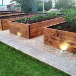 Beautiful DIY Raised Garden Bed Build  –  How to Build a RAISED BED  ,Backyard Gardening