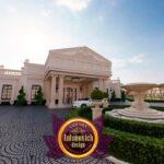 The landscape design of Dubai's top villas by Luxury Antonovich Design!
