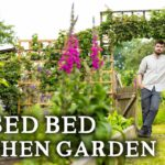 End of June Vegetable Garden Tour | Permaculture & No Dig Raised Beds