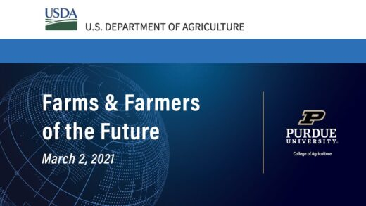 Global Agriculture Innovation Forum: Farms & Farmers of the Future – March 2, 2021