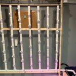Hydroponic Grow Wall Towers & Dutch Buckets – Basement Hydro – Week 1