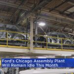 Chicago Ford Assembly Plant To Remain Idle This Month