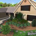Landscape Design 3D Walkthrough-Front Yard Landscape